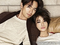 Lee Jin Wook, Yoo In Young для InStyle Korea September 2014