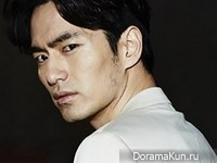 Lee Jin Wook для L'Officiel Hommes Korea June 2015