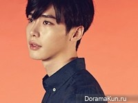Lee Jong Suk для Dazed and Confused 2014