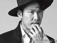 Lee Jung Jae для First Look Magazine Vol.81