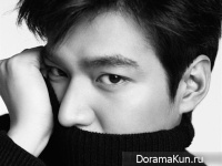 Lee Min Ho для The Star February 2015 Extra