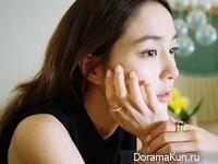 Lee Min Jung для Singles September 2015