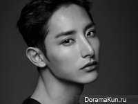 Lee Soo Hyuk для Elle Korea March 2015