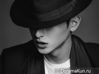 Lee Soo Hyuk для Elle March 2015 Extra