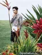 Lee Soo Hyuk, Kim Young Kwang для Marie Claire April 2015