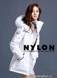 After School (Nana), Lee Soo Hyuk для Nylon October 2014