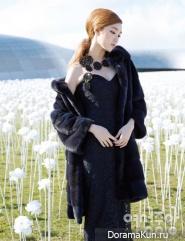 Lee Sung Kyung для Lady Joongang December 2014