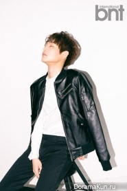 Lee Won Geun для BNT International March 2015