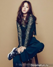 Min Hyo Rin для Harper's Bazaar Korea September 2015