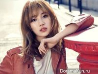Miss A (Suzy) для Cosmopolitan Korea April 2015