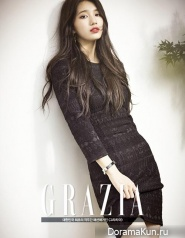 Miss A (Suzy) для Grazia September 2014 Extra