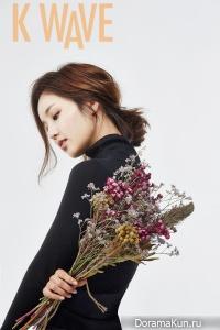 Nam Gyu Ri для K Wave September 2015