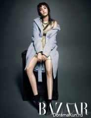 After School (Nana) для Harper's Bazaar October 2014