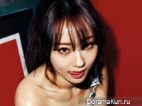 Nine Muses для Arena Homme Plus April 2015