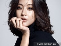 Oh Yeon Seo для First Look Magazine Vol.76