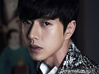 Park Hae Jin для BNT International December 2014