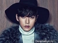 Park Hae Jin для @Star1 December 2014 Extra