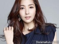 Park Min Young для DUANI F/W 2014 CF Extra