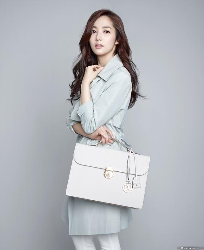 Park Min Young Duani F W 2014 Cf Extra