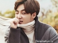 Roy Kim для LIFE and DOUGE Magazine 2015