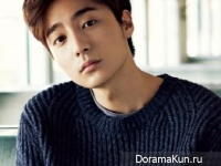 Roy Kim для Vogue Girl Korea November 2014