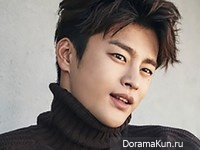 Seo In Guk для Marie Claire October 2015