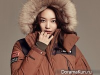 Shin Min Ah для Lafuma Fall 2014 CF