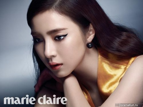 Shin Se Kyung для Marie Claire May 2015