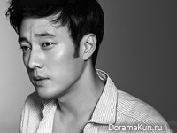 So Ji Sub для InStyle Korea September 2014 Extra