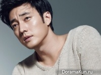 So Ji Sub для InStyle Korea September 2014