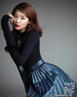 So Yi Hyun для Woman Chosun September 2014