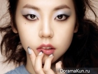 Sohee (Wonder Girls) для SURE December 2014