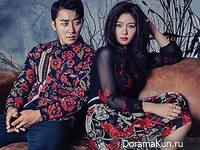 Kim Yoo Jung, Son Ho Joon для Vogue Korea October 2015