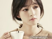 Song Ha Yoon для UrbanLike January 2015