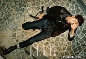 Song Joong Ki для Elle Korea October 2015 Extra