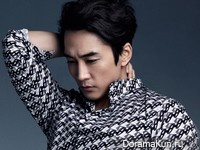 Song Seung Heon для Arena Homme Plus 2015 Extra
