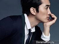 Song Seung Heon для Arena Homme Plus 2015