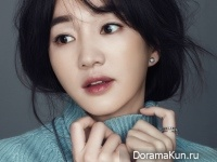 Soo Ae для Marie Claire December 2014