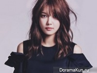 SNSD (Sooyoung) для InStyle October 2014 Extra