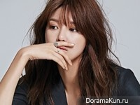 SNSD (Sooyoung) для InStyle October 2014