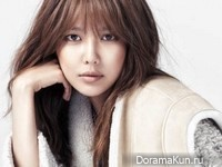 SNSD (Sooyoung) для Vogue October 2014 Extra