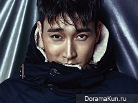 Super Junior (Siwon) для High Cut Vol. 162