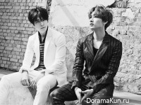 Super Junior (Eunhyuk, Donghae) для The Beat Goes On
