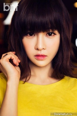 T-Ara (Boram) для BNT International 2015
