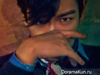 Big Bang (T.O.P) для Arena Homme Plus September 2014