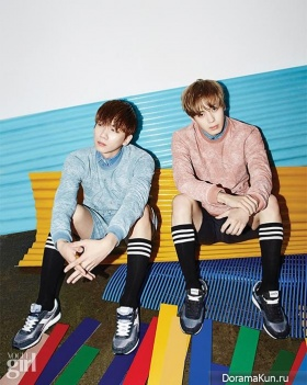 VIXX для Vogue Girl March 2015 Extra