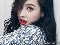 f(x) Victoria для InStyle February 2015