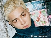 Mino (Winner) для W Korea October 2015