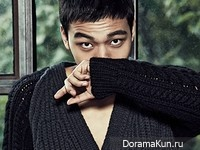 Yeo Jin Goo для Marie Claire Korea November 2014