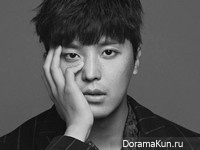 Yeon Woo Jin для Harper's Bazaar Korea October 2014